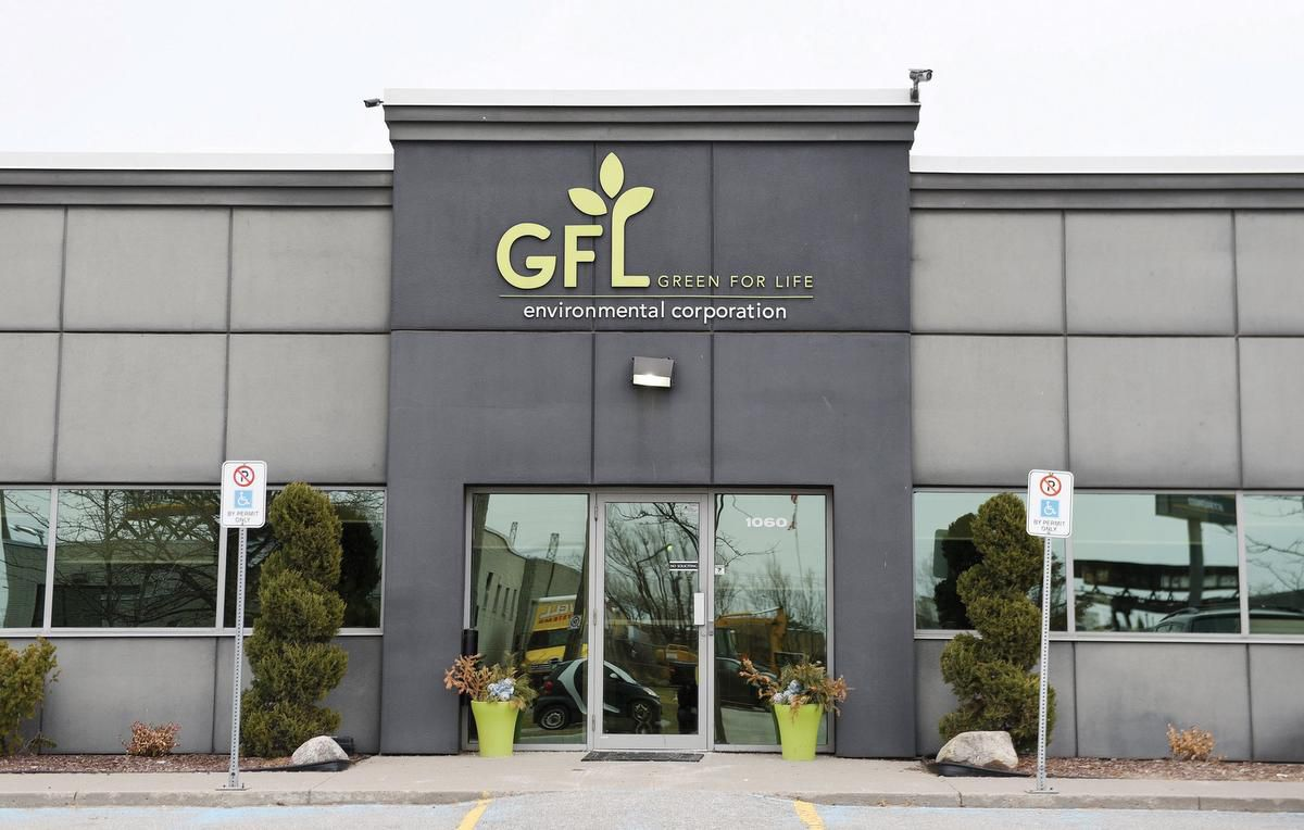 GFL Environmental Office