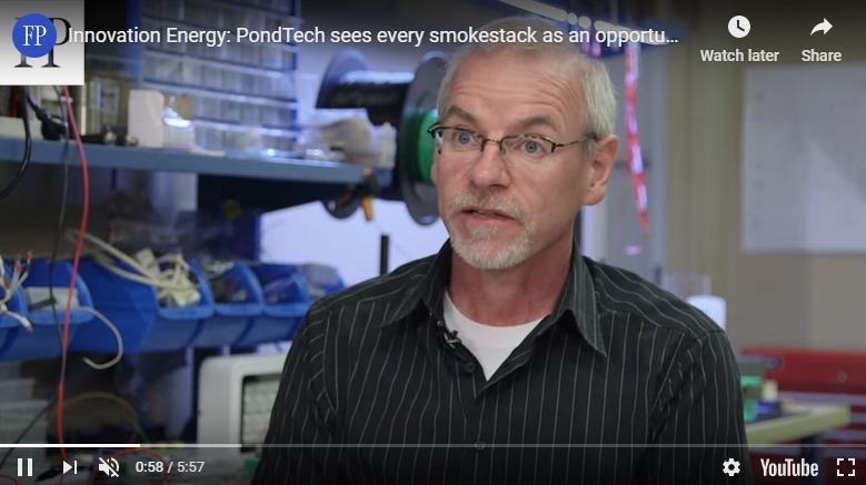 PondTech CEO