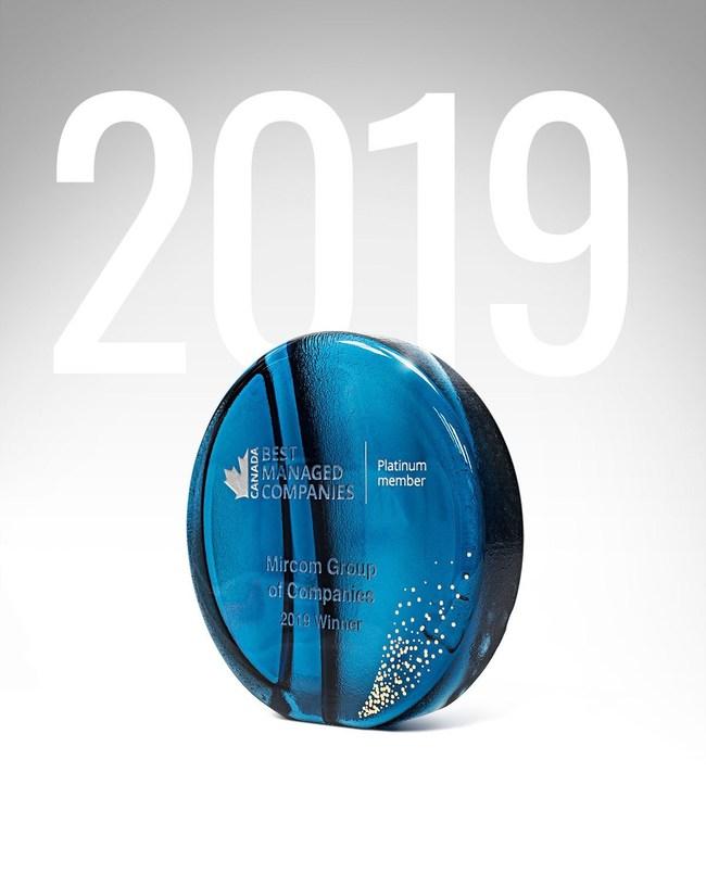 Best Managed Award