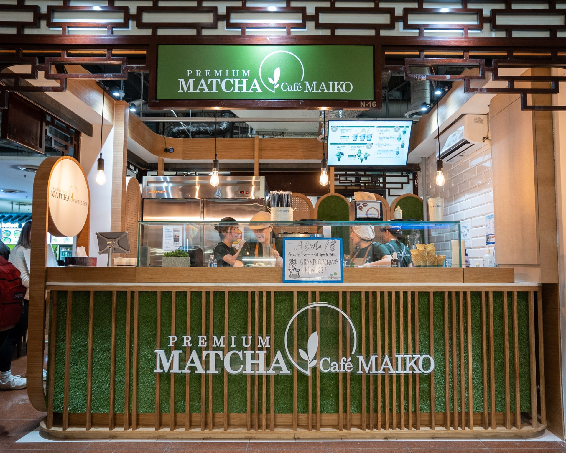 Matcha Cafe Maiko in Markham
