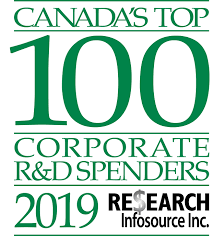 Canada's Top 100 Corporate R&D Spenders