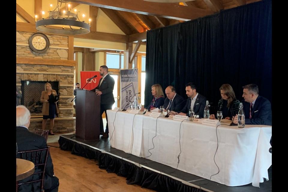 York Region Business Coalition Announcement