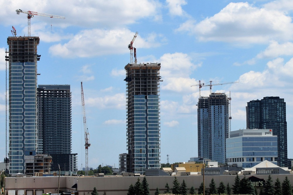 Condos in Vaughan