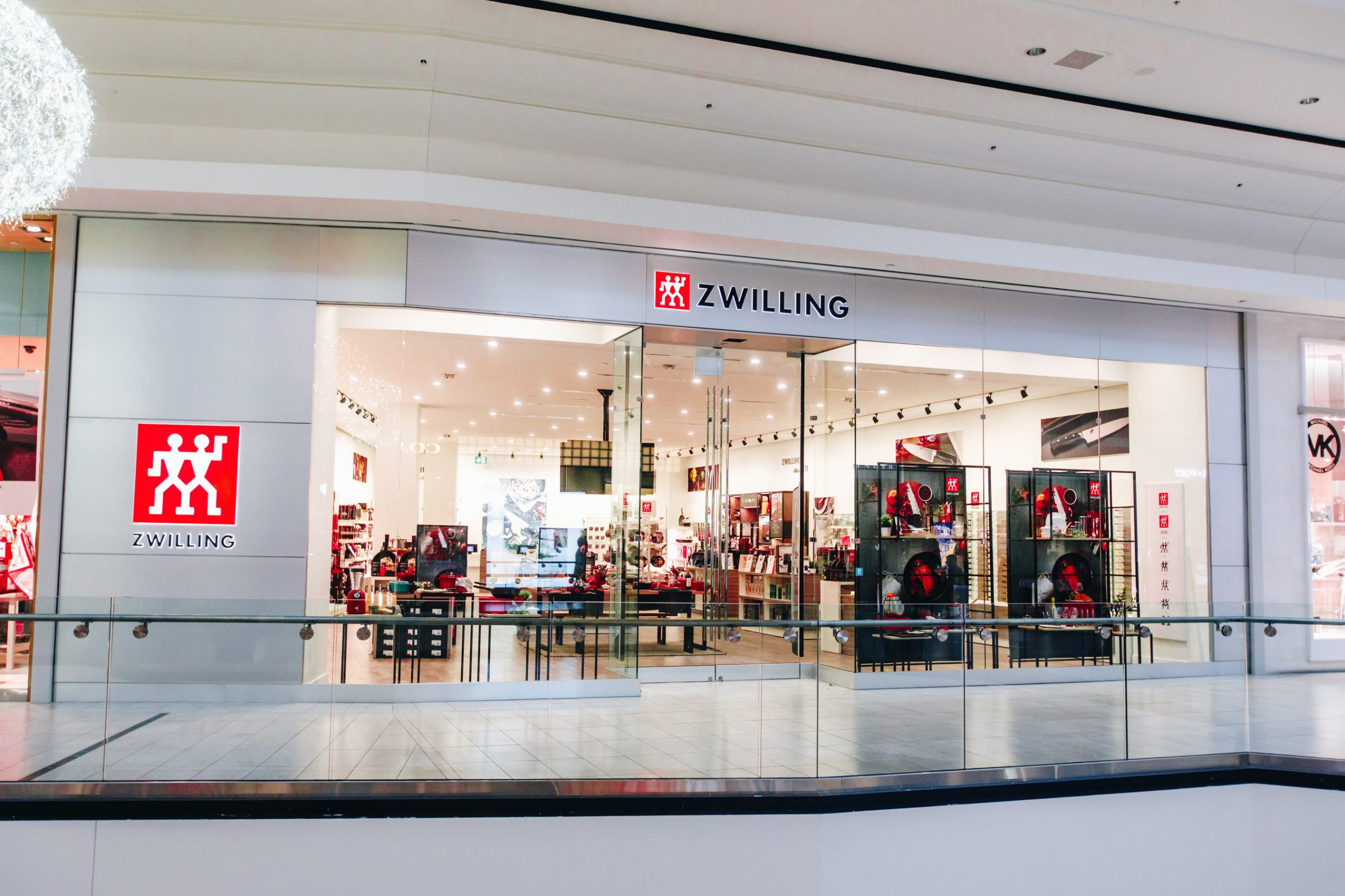 Zwillings flagship store in Markham