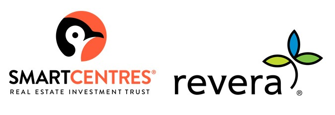 SmartCentres And Revera Logos