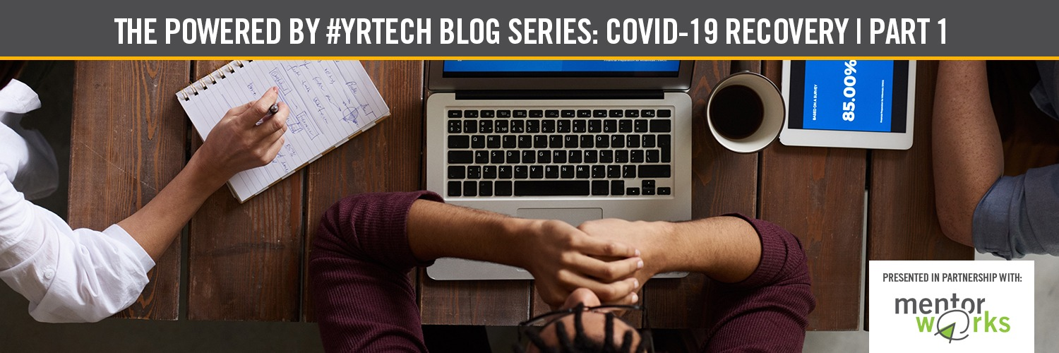 covid-19 recovery blog series header