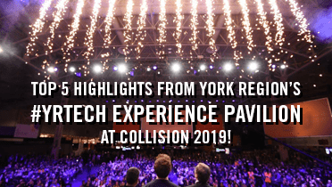 Top 5 Highlights from Collision 2019