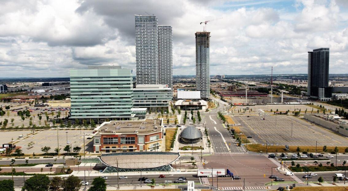 transit city cranes come down