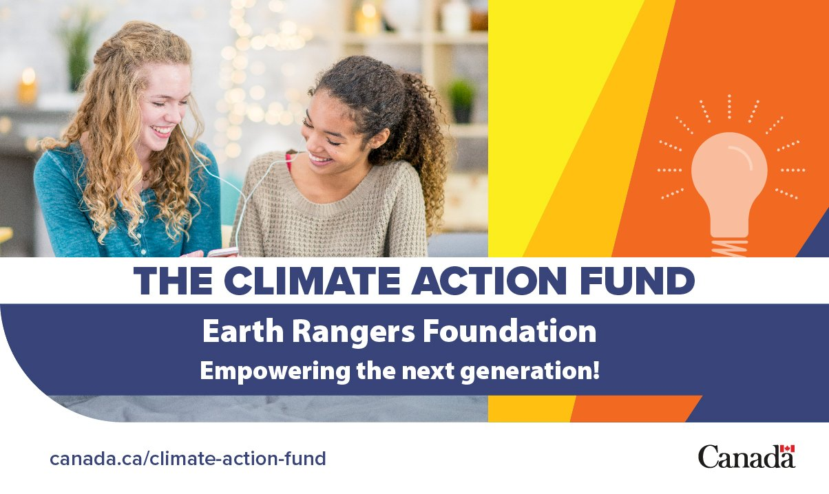 CAF fund and Earth Rangers