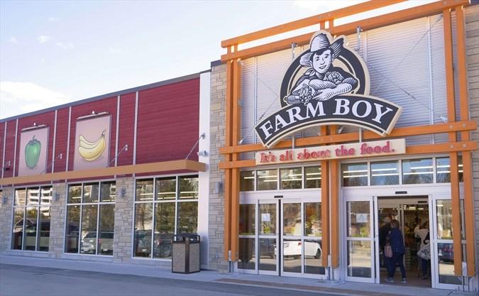 Farm Boy store front