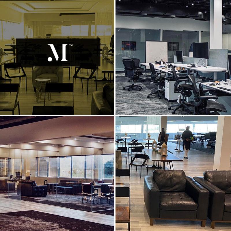 M Club Collage