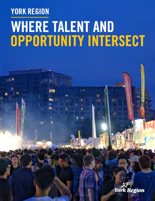 Talent Attraction Brochure Cover