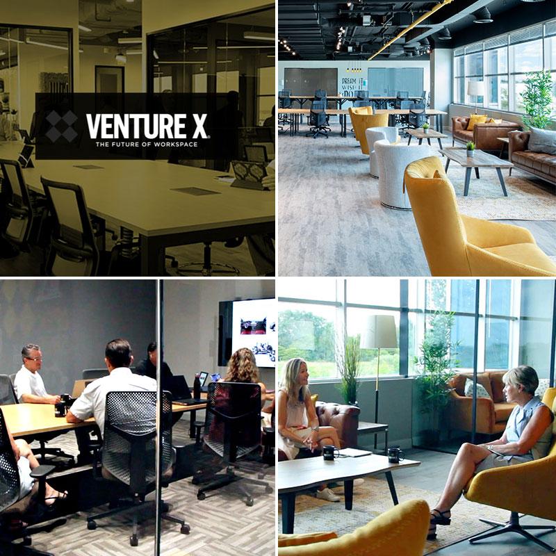 Venture X Collage