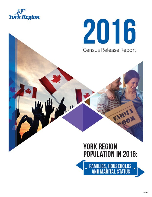 Census Family Report Cover