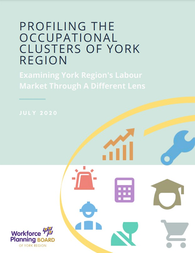Regional Occupation Clusters Cover