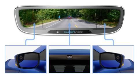 Mirror auto tech from Magna