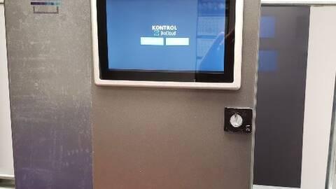 BioCloud tech screen display