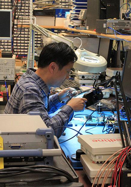 Talent working at Redline
