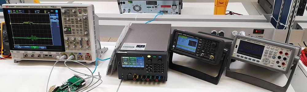Hardware in HCI lab