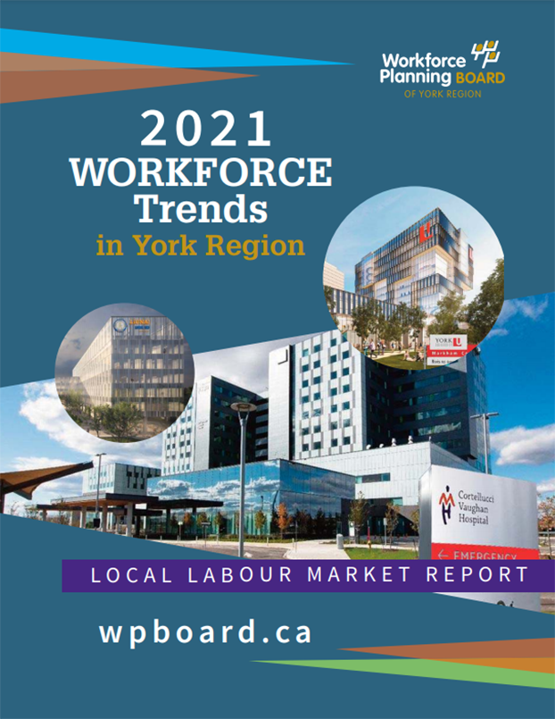 2021 Work Force Trends in York Region
