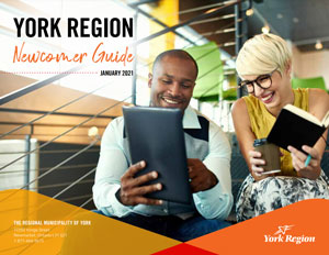 York Region Newcomer Guide