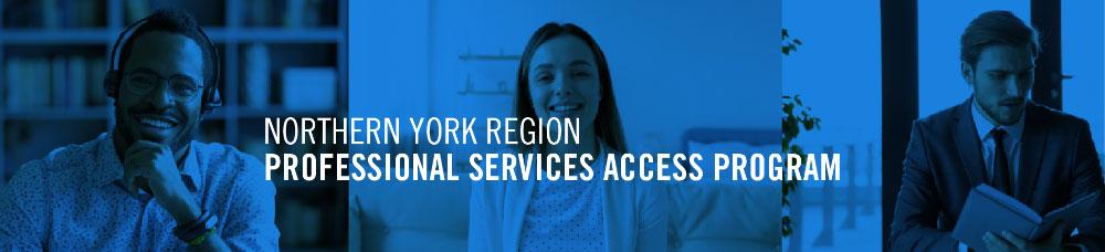 Northern York Region Professional Services Access Program