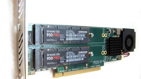 Amfeltec's Arowana PCI Express SSD Board Family(TM)
