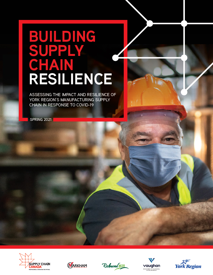 Building Supply Chain Resilience Cover