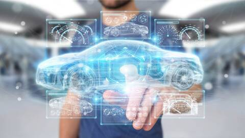 Electric vehicle image