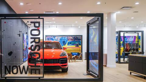 Porsche Markham