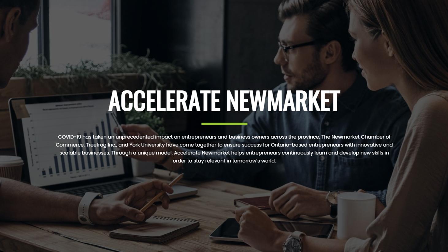 Accelerate Newmarket