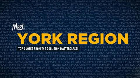 Meet York Region