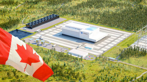 GE Hitachi Plant