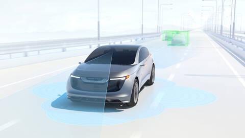Magna autonomous vehicle system