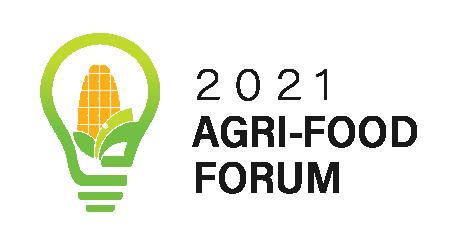 Image of the 2021 Agri Food Forum Logo