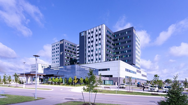 Cortelluci Vaughan Hospital
