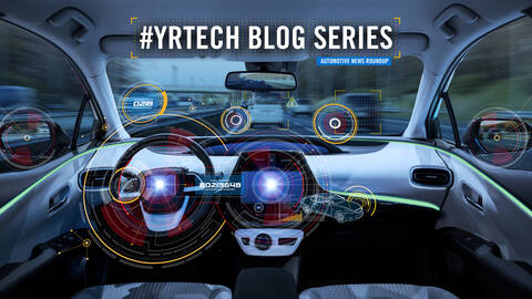 Inside of autonomous vehicle