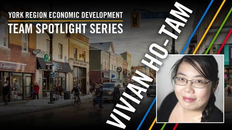Team Spotlight: Vivian Ho-Tam