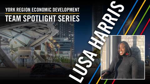 Team Spotlight Lusa Harris