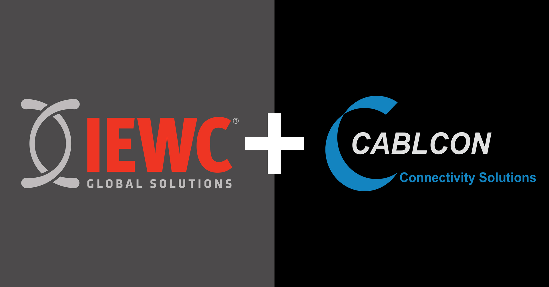 IEWC and Callcon logos